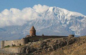 armenia khor wirap ararat