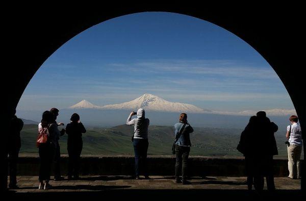 Góra z innej perspektywy. Fot. K. Matys
