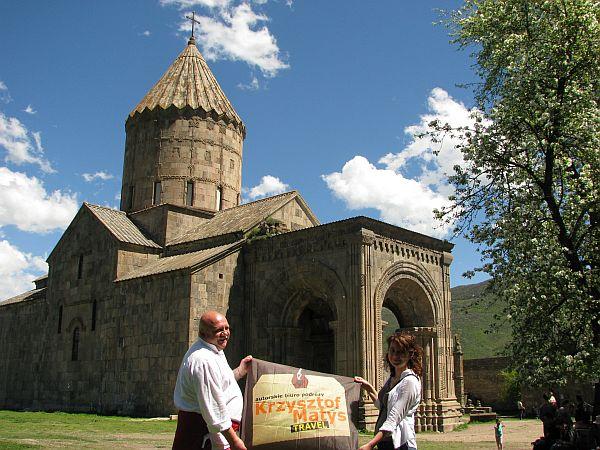 Tatew, kościół św. Piotra i Pawła, X wiek