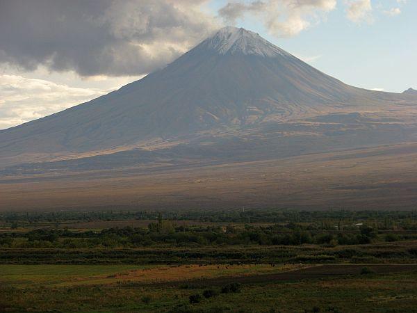 Armenia, Mały Ararat