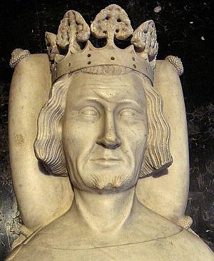 Nagrobek króla Leona V, bazylika Saint Denis