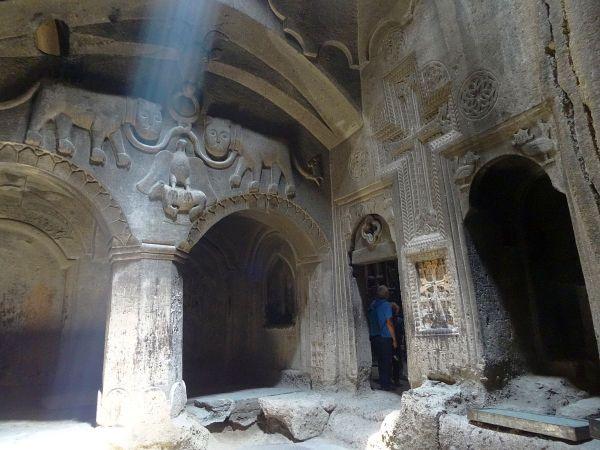 Grobowiec książąt Proszianów